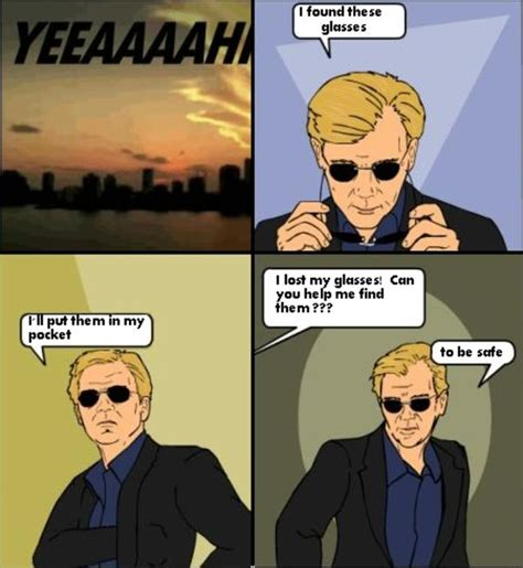 Csi Sunglasses Meme - image 128287 csi 4 pane comics know your meme