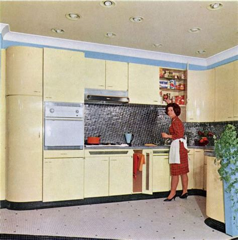 cuisine en formica cuisine en formica de la marque amiral de 1963 cuisine