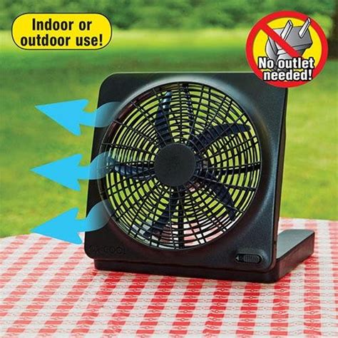 cing fans battery operated battery operated fans o2 cool model 1054 10 quot indoor