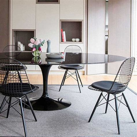 wire chairs wed love   architectural digest india
