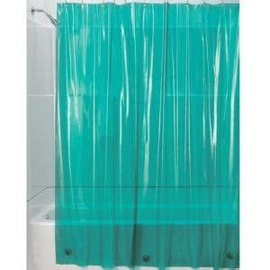 teal shower curtain liner deep teal
