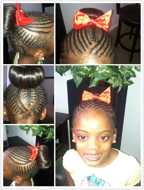 freestyle braids hairstyles little girl braids cute little hairs pinterest