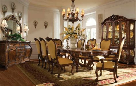 Classic Dining Room Design by Home Design Classic Dining Room Ideas