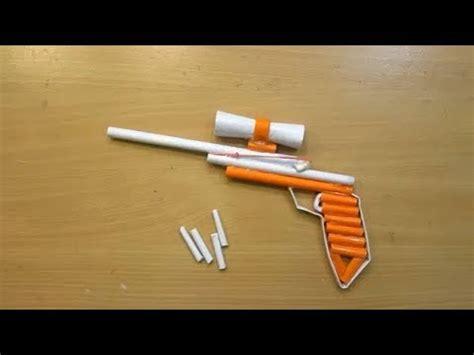 cara membuat drone mainan sederhana cara sederhana membuat pistol dan peluru mainan