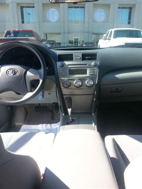 2011 Toyota Camry Le Interior by 2011 Toyota Camry Pictures Cargurus