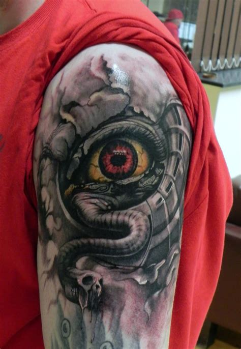 3d sleeve tattoo designs 20 best images about tattoos by marcin sonski on