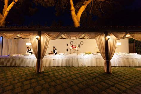 banchetti roma buffet villa grant ricevimenti e matrimoni a roma