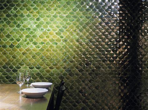fish tiles bathroom jonathan legate powder room tile fish scale