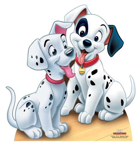 Real Home Decoration Games by 101 Dalmatians Party Dalmatian Puppies Cutout Party Mall