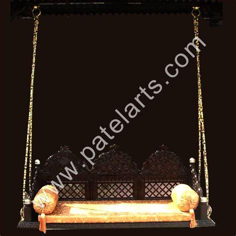 traditional jhoola indian swing handicraft carved swings teakwood swing manufacturers india