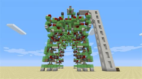 minecraft 1 8 mcstacker redstoneroboter minecraft map youtube