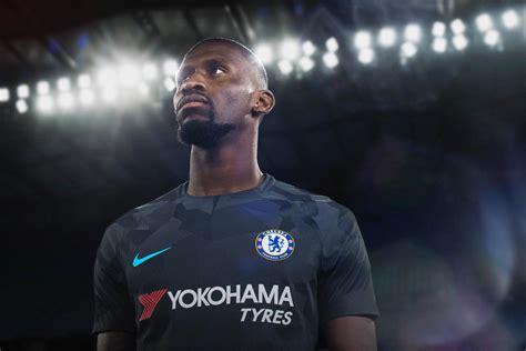 Jersey Chelsea Away 3rd nike chelsea 18 19 home kit leaked away third kit