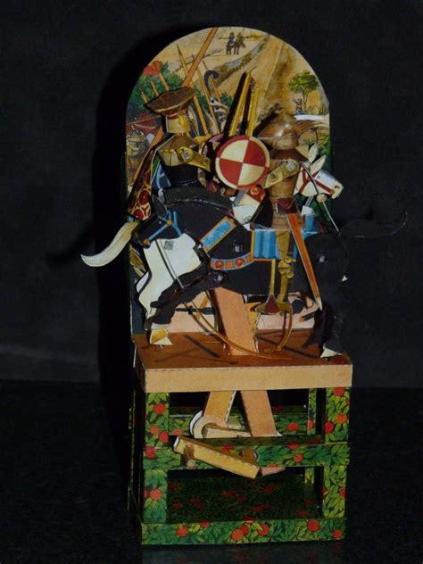 Papercraft Automata - papercraft automata by zandere123 on deviantart