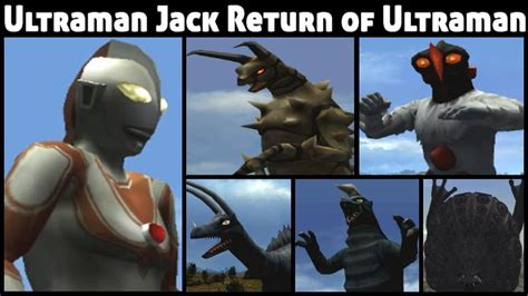 download film ultraman jack ultraman jack ps2 return of ultraman mode compilation hd