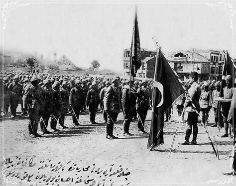 Ottoman Empire 1915 by Ottoman Army At The Battle Of Gallipoli 1915 Battle Of