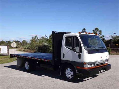 mitsubishi truck 2004 mitsubishi fuso flatbed 2004 medium trucks