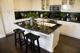 Kitchen Island With Sink Popular Kitchen Designs With Islands Smart Home
