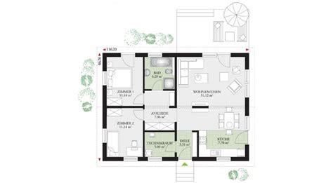 Danwood Haus Grundriss by Dan Wood Bungalow 82