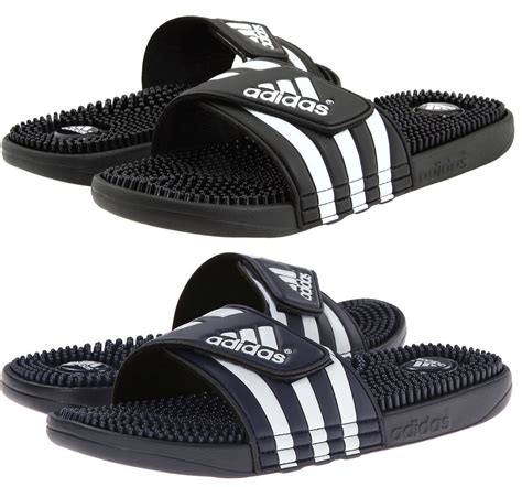 athletic slides shoes s adidas adissage slides black or navy athletic sport