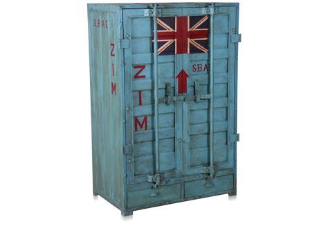 badezimmer deko metall container schrank metall hause deko ideen