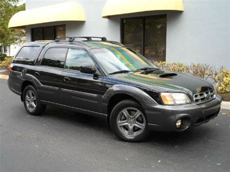 car owners manuals for sale 2005 subaru baja navigation system buy used 2005 subaru baja turbo rare 5 speed manual awd are cer must see clean carfax in fort