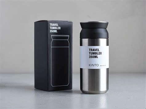 Kinto Travel Tumbler 350ml White 20932 kinto キントー から新発売 travel tumbler cafict