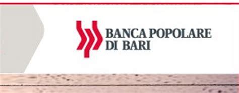 banca popolare province calabre popolare di bari rileva banca popolare delle province