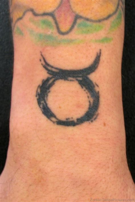 taurus wrist tattoos 30 best taurus tattoos for wrist