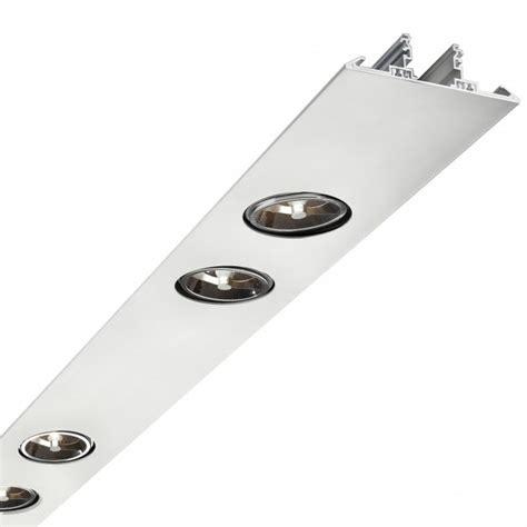 illuminazione lineare profilo per illuminazione lineare in alluminio per faretti
