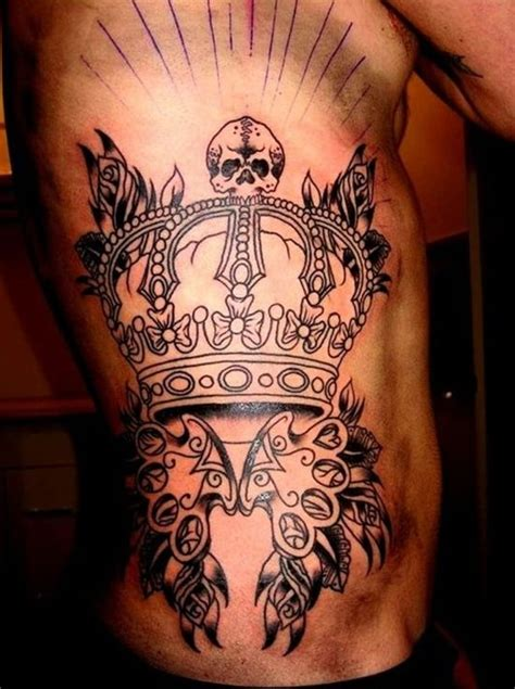 crown tattoos for men design ideas for guys