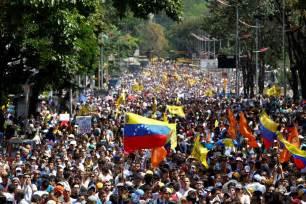imagenes situacion de venezuela venezuela va camino de su propia primavera plan v