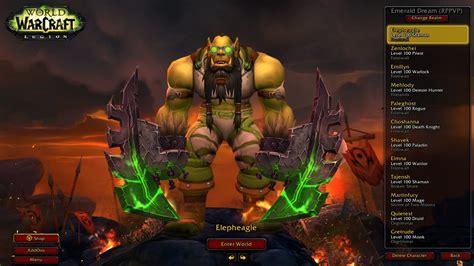 master  world  warcraft  characters  slot max