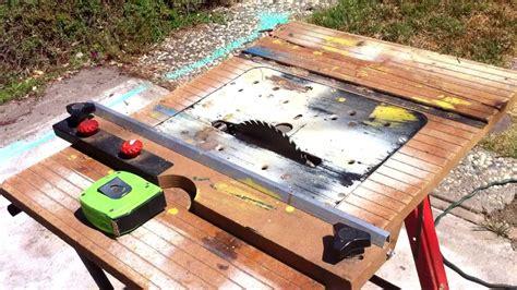 table saw angle jig angle jig for a table saw