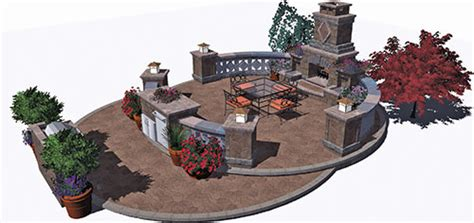 3d landscape design software free is landscape design software available free landscape design program