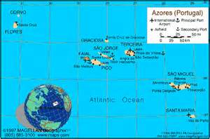 Azores World Map by Azores Islands On World Map Quotes