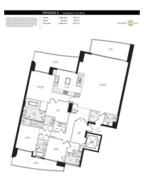 900 biscayne floor plans 900 biscayne floor plans