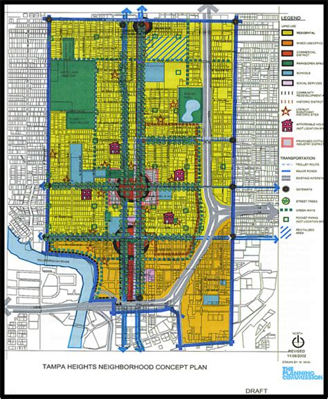 neighborhood plan ta heights neighborhood plan central florida