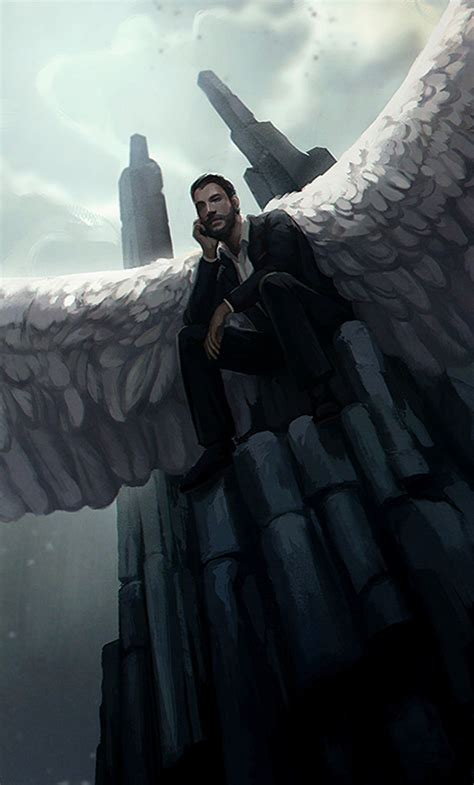 lucifer  iphone wallpapers wallpaper cave