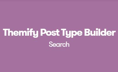 Themify Builder Fittext Addon V1 1 2 themify post type builder search addon v1 1 9