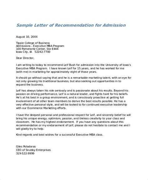 Basic Business Reference Letter basic letter of recommendation template letters free