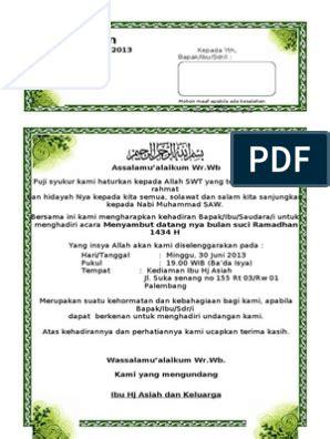 surat undangan contoh