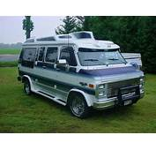 Find Used 1990 G20 CHEVROLET CONVERSION VAN In Colonial