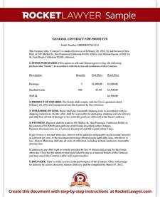 Business To Business Contract Template by Business Contract Template Business Sales Agreement Sle