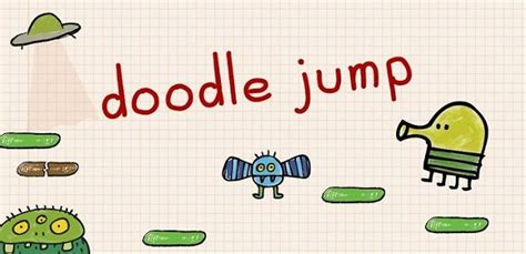 doodle jump your name doodle jump gets optimized for newer android devices now free
