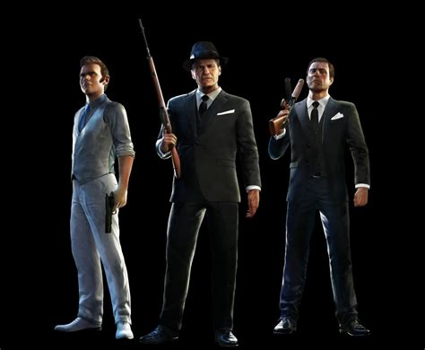Mafia It Or It by Mafia 3 Pre Orders Include Family Kick Back Pack Two