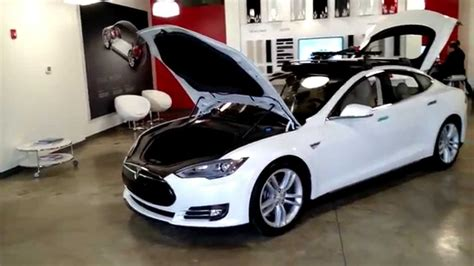 tesla model s frunk 4k tesla model s 2 and how not to the frunk
