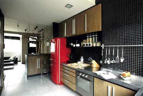 Japanese Style Kitchen Cabinets 3 room hdb homes can look irresistible too home amp decor