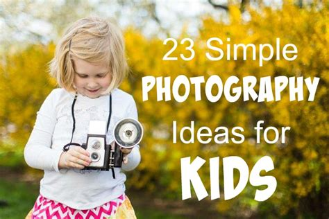 ideas for photos 23 photography ideas for kids red ted art s blog