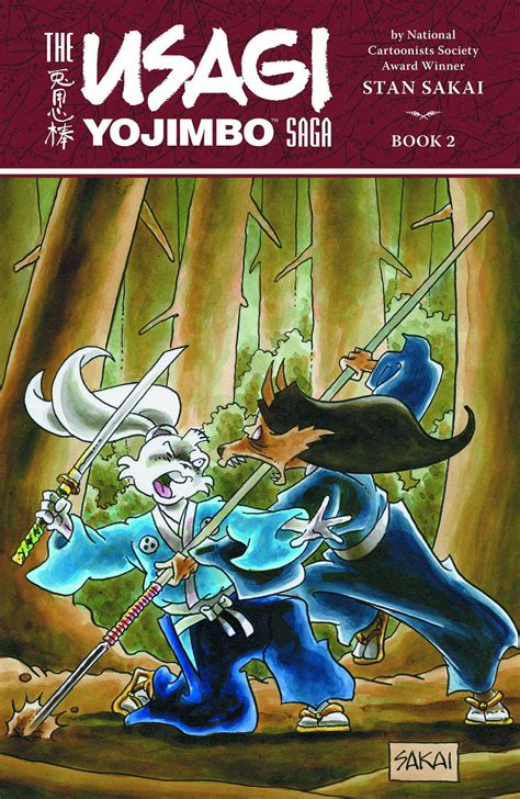 saga vol 2 the usagi yojimbo saga vol 2 fresh comics