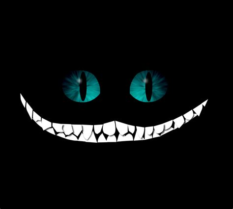 Cheshire Cat in Pixelmator | Triplet Sisters Cheshire